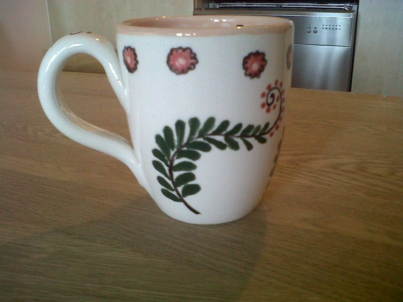 Sappi mug
